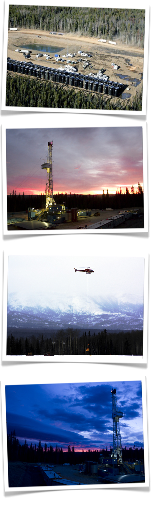 Oilfield Photos